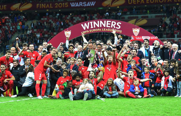 Победитель Лиги Европы 2015