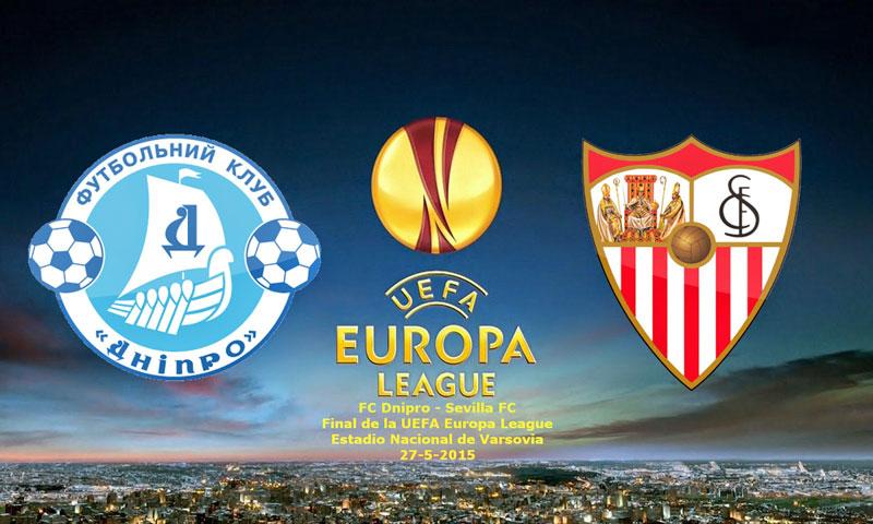 Финал Лиги Европы 2014-2015