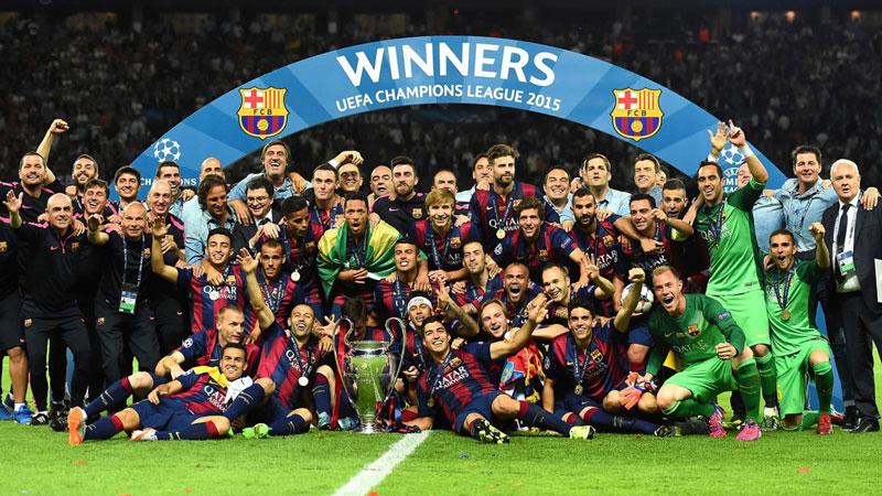 Лига Чемпионов 2015